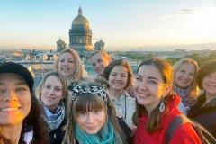 Первый Всероссийский форум смолянистов